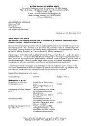 Høringssvar - Lokalhistorisk Arkiv i Nysted - Høringssvar 2010.pdf