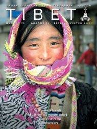 Tibet 75, 2009 - Dansk Selskab for Tibetansk Kultur