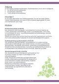 Akademiuddannelse i Sundhedspraksis - SOSU Nord - Page 4