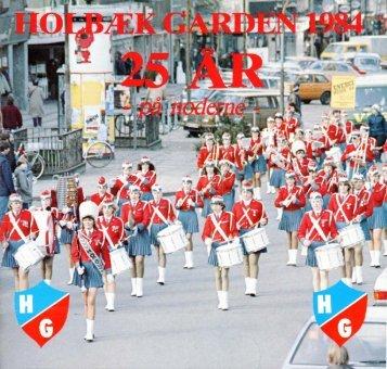 25 års jubilæumsskrift - Gammel Garder