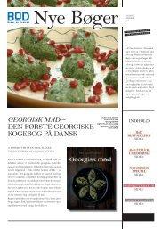 georgisk mad – den første georgiske kogebog på dansk - BoD
