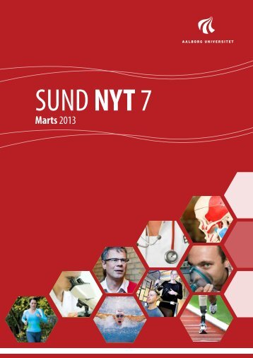 Marts 2013 - Det Sundhedsvidenskabelige Fakultet - Aalborg ...
