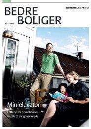 Minielevator - Grundejernes Investeringsfond