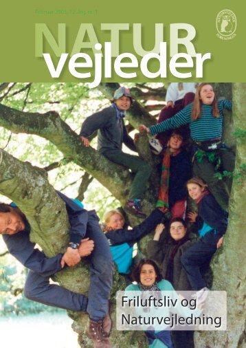 Friluftsliv og Naturvejledning - Naturvejlederforeningen i Danmark