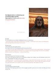 Tryk her og læs mine fabuleinger over religion. - Felding