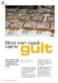 KRONPRINS MøDER SUPERDONOR - Bloddonorerne i Danmark - Page 6
