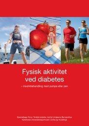 Fysisk aktivitet ved diabetes - Rubin Medical