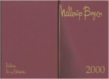 Mellerupbogen Årsskrift 2000 - Mellerup Fri- og Efterskole