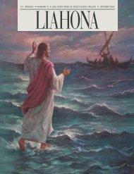 Oktober 2002 Liahona - Jesu Kristi Kirke af Sidste Dages Hellige