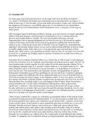 Læs rejsebeskrivelse af Søren Straagaard, 2.y - Velkommen til Egå ...