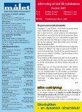 Nyt fra redaktionen... 2 Info fra FU og - Skovbakken - Page 2