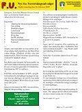 Nyt fra redaktionen... 2 Info fra FU og - Skovbakken - Page 4