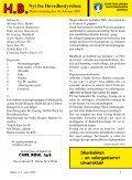 Nyt fra redaktionen... 2 Info fra FU og - Skovbakken - Page 5