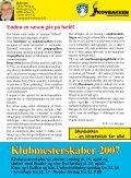 Nyt fra redaktionen... 2 Info fra FU og - Skovbakken - Page 7