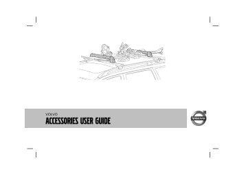 Portaesquís, 6 pares - Volvo Cars Accessories Web