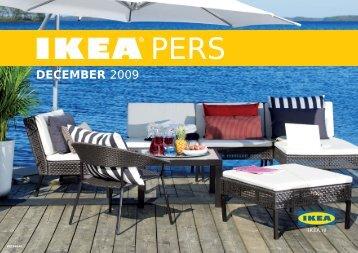 Persboekje voorjaar en tuinnieuws 2010 - Ikea
