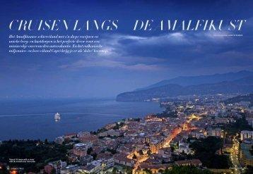 Cruisen langs de amalfikust - Sorrento Tourism