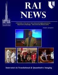 Innovators in Translational & Quantitative Imaging - Carl E Ravin ...