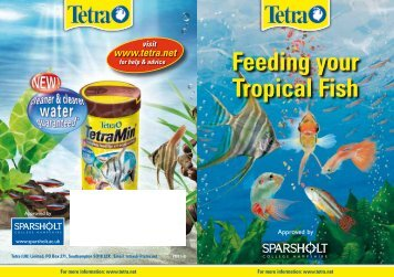 Feeding Your Tropical Fish II(1.18MB)