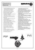Pompa łopatkowa typ PVS (.pdf) - Ponar - Page 4