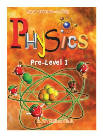 Download a Pre-Level 1 Physics PDF Sample - Rainbow Resource ...