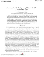An Adaptive Shock-Capturing HDG Method for Compressible Flows
