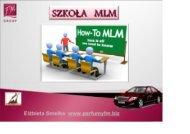 Szkola MLM FM GROUP opracowanie na szkolenia ... - Perfumy FM