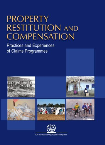 property restitution and compensation - IOM Publications ...