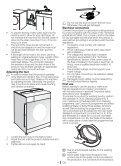 Washing Machine Skalbimo mašina Perilica rublja ... - Blomberg - Page 4