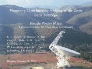 Pioneering 21 cm intensity mapping at the Green Bank Telescope