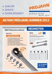 """5220-1 PROJAHN Reparatur Set zu 1//2/"""" Umschaltknarre 48 Zähne"""