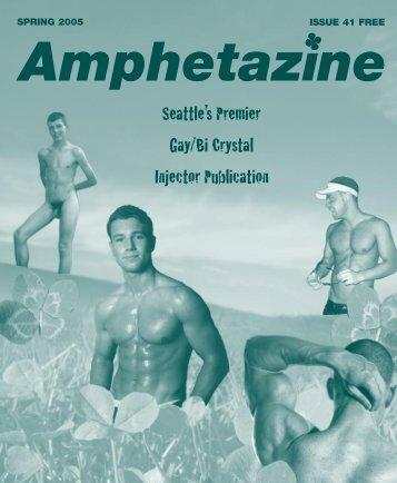 Seattle's Premier Gay/Bi Crystal Injector Publication - Project Neon