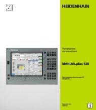 MANUALplus 620 SW04 ru - heidenhain