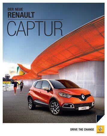 Broschüre - Renault Preislisten