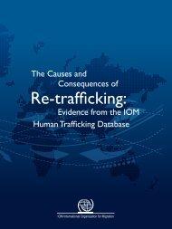Re-trafficking: - IOM Publications - International Organization for ...
