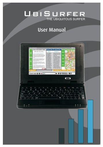 UbiSurfer - Maplin Electronics