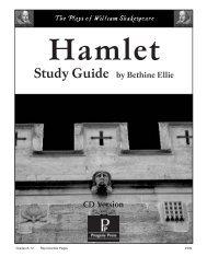 Hamlet - Progeny Press