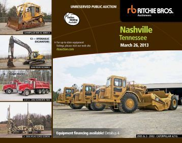 Nashville - Ritchie Bros. Auctioneers