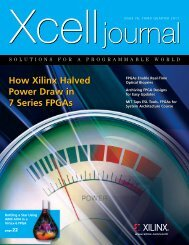 Xcell Journal Issue 76 - Xilinx
