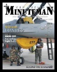 New Mexico Minuteman: Summer 2009 - Keep Trees