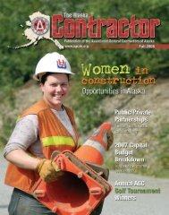 The Alaska Contractor: Fall 2006