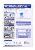 Panasonic Air Curtain.pdf - Industrial Air - Page 2