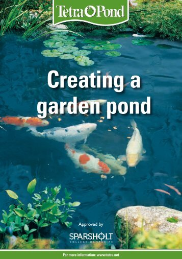Creating a healthy backyard simple steps for a lively for Creating a pond
