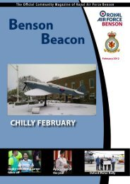 February 2012 - Royal Air Force