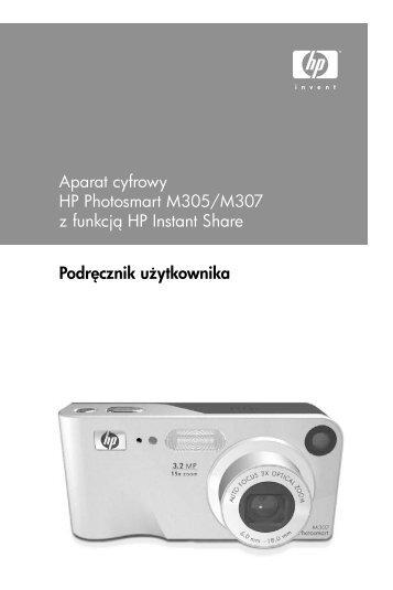HP Photosmart M305/M307