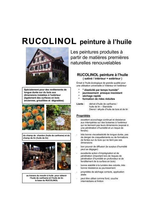 Rucolinol