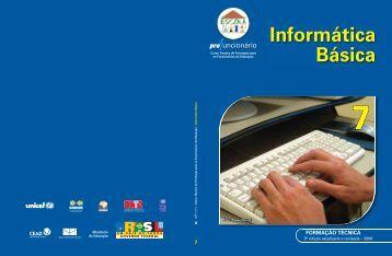 Informática Básica - Portal do Professor - Ministério da Educação