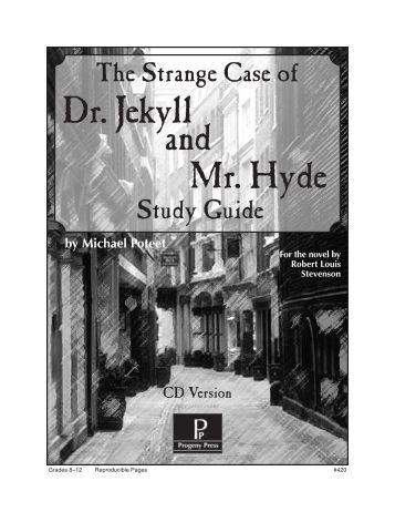 the strange case of dr jekyll and mr hyde 9 essay The strange case of dr jekyll and mr hyde essay sample how does stevenson create a sense of dramatic tension in the chapter 'the last night', in the context of the novel as a whole.