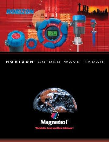 57-134 Horizon Guided Wave Radar Techology Brochure