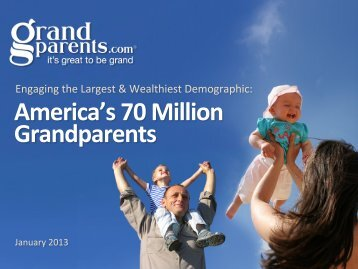 America's 70 Million Grandparents
